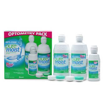 Optifree puremoist optometry pack